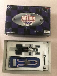 Action Diecast 1:24 NHRA Funny Car Raymond Beadle Blue Max 1979 Plymouth Arrow