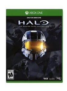 Halo: The Master Chief Collection - Xbox One Brand New Sealed