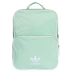 adidas ORIGINALS ADICOLOUR BACKPACK RUCKSACK BAG GREEN SCHOOL COLLEGE NEW BNWT