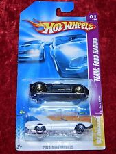 2008/11 Hot Wheels Team Ford Racing/New Models GTX1/'63 Mustang II Concept 2 PK