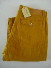 LEVI'S MADE AND CRAFTED Flat Front Chino Jeans - 32 x 32 - Superb - LVC - BNWT