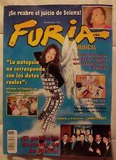 selena quintanilla magazine ( furia musical) march 31 1998