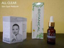 All Clear GEL Aclaradora una piel mas clara homogenea clear skin spot removal