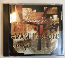 COMMEMORATIVO: TRIBUTE TO GRAM PARSONS - V/A - CD