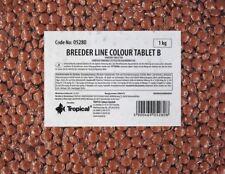 1 kg Tropical Soil Tablets Color Coloured Food