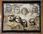 Native American Founding Fathers Art Tapestry Wall Hanging Fabric Wall Hanger L6