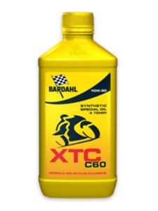 OLIO MOTORE XTC C60 10W-30 MOTO BARDAHL