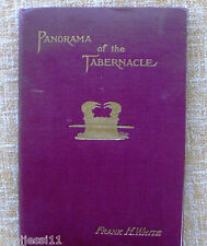Panorama of the Tabernacle/ Frank H. White/ Vessels of the Ministry/ 1873-74?