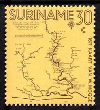 Suriname - 1971 300 years map Mi. 607 MNH