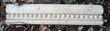 1 plastic travertine  trim mold plaster resin cement casting trim moulding mold