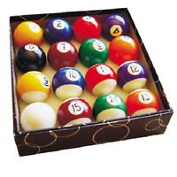 "Formula Replacement Kelly Balls 1 7/8""  - Pool Billiards Snooker"