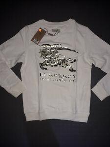 Burberry Women Sweatshirt With Long Sleeve Cotton