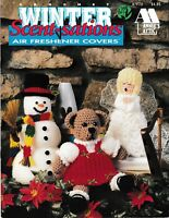 Crochet Winter Scent-sations Air Freshener Covers | Annie's Attic #87F73