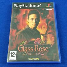 ps2 GLASS ROSE Psychological Horror Game Playstation PAL UK EXCLUSIVE RELEASE