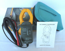 MASTECH MS3302 AC Current 0.1A - 400A Clamp Meter Transducer True RMS