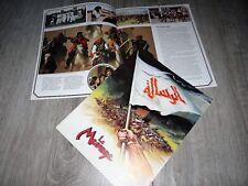 LE MESSAGE Al Risalah Mohammad a quinn rare dossier presse cinema 1976