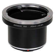 Fotodiox Pro Lens Adapter Pentax 645 (P645) Lens to Fujifilm X Mount