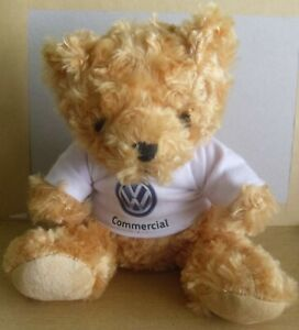 VW Volkswagen Commercial Vehicles Soft Toy 19cm Height