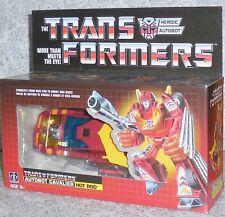 Transformers G1 Reissue HOT ROD Misb New Walmart Figure