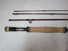 Single Handed Fly Rods 4 pc. 7 - 16 Wts. Custom Hand Made Saltwater Rods