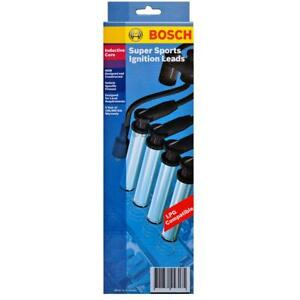Bosch Super Sport Spark Plug Lead B6161I fits Toyota Land Cruiser Prado 3.4 2...