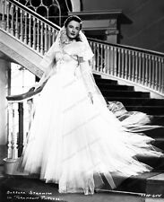 8x10 Print Barbara Stanwyck Bride Wore Boots 1946 #75665