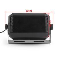1PC 3.5mm Heavy Duty KES-3 External Speaker For Yaesu Kenwood Icom Car Radio UE