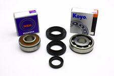Toyota Avensis BACK Bearing & OIL SEAL gearbox Repair Rebuild Kit Set (17 mm)