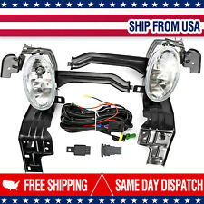 2x Front Bumper Driving Fog Lamps Light For Honda 2008 2010 Accord Ex Lx Coupe Fits 2008 Honda Accord