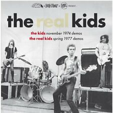 THE REAL KIDS - KIDS NOV.74 DEMOS/REAL KIDS SPRING 77 DEMOS   VINYL LP NEW+