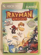 Rayman Origins 'Classics's XBOX 360-Free p&p!!!