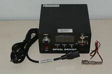 DPSSL Driver Laser Power Supply Model: PSU-III-LED 85-264 VAC 47-62Hz 2A