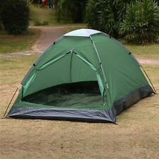 2 Person Camping Tent Outdoor Portable Family Waterproof Backpacking Hiking