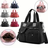 Women Oxford Cloth Handbag Nylon Shoulder Messenger Bag Ladies Crossbody Bags