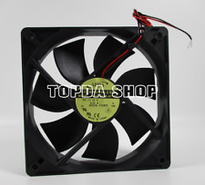 ADDA AD1224UB-A71GL Daul ball Cooling fan DC24V 0.25A 120×120×25mm 2pin