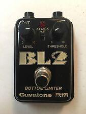 Guyatone BL-2 Bottom Limiter Compressor Rare Bass Guitar Effect Pedal MIJ Japan