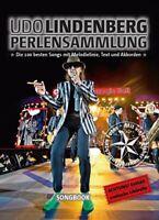 "Udo Lindenberg - Perlensammlung - Songbook + 1 Bleistift ""Musikmotiv"""