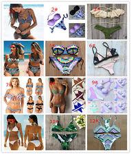 Donne 39 stili di estate Bikini Push Up Swimwear bagna costume da bagno S M L