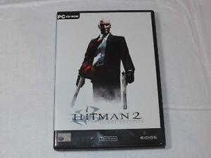 Hitman 2: Silent Assassin (PC, 2002) PC CD-ROM M-Mature Action/Adventure