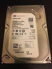 Seagate Internal HDD Desktop 1TB 2.5'' 7200RPM SATA, AF (ST 1000DM003)