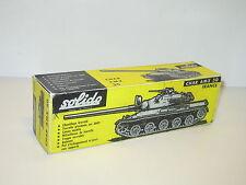 n01, Boite char AMX 30  militaire repro SOLIDO