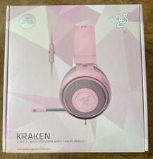 NEW Razer Kraken Gaming Headset: Lightweight Aluminum Frame - Retractable Noise