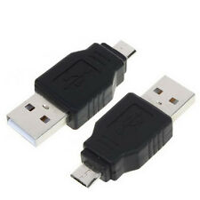 USB 2.0 A Male To Micro USB B 5 Pin Male Plug Adapter Converter MGO