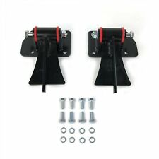 Chevy LS Series Weld In Motor Mount Set Engine & Frame Brackets hot rods