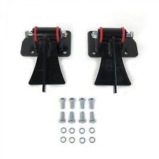 Chevy LS Series Weld In Motor Mount Set Engine & Frame Brackets hot rods