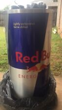 New Red Bull Energy Drink Rolling Ice Cooler Non Electric