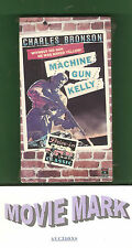 MACHINE GUN KELLY 1958 RCA/Columbia Pictures Home Video Charles Bronson vhs OOP!