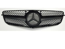 Mercedes W204 Classe C C180 C200 C250 C350 C63 Sport grille calandre AMG Style Noir
