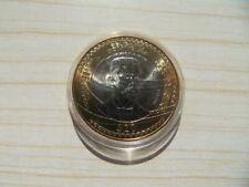2013 Mexico 20 Pesos Bimetallic Coin Belisario Dominguez Palencia BU