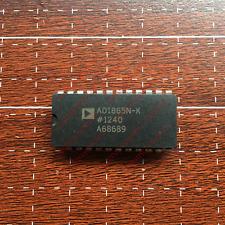 1PCS AD1865N-K AD1865NZ-K  Audio DAC IC ANALOG DEVICES DIP24